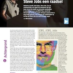 Ook op film blijft Steve Jobs een raadsel