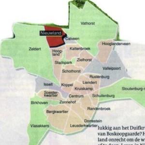 Inleiding wijkfocus Nieuwland